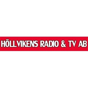 Höllvikens Radio & TV Shop AB logo