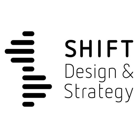 Shift Design & Strategy AB logo