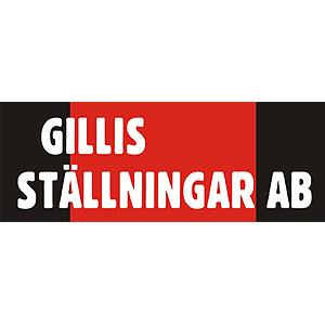 Gillis Ställningar AB logo