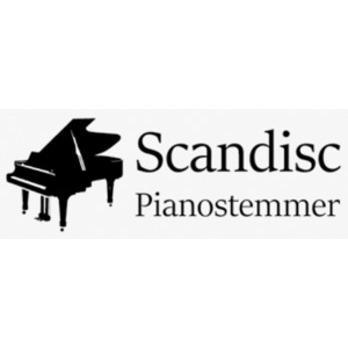 Scandisc Pianostemmer logo