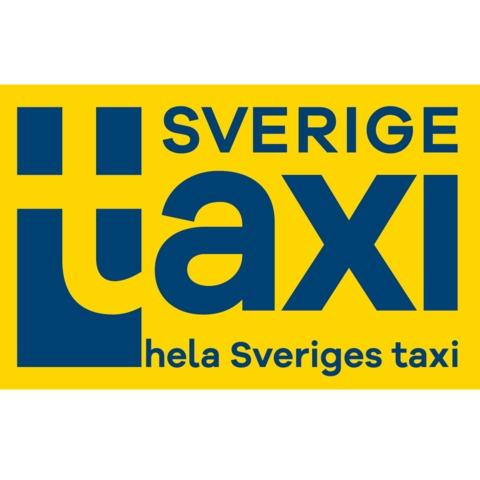 Sverigetaxi logo