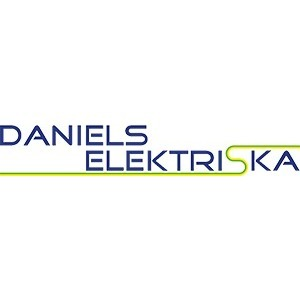 Daniels Elektriska logo