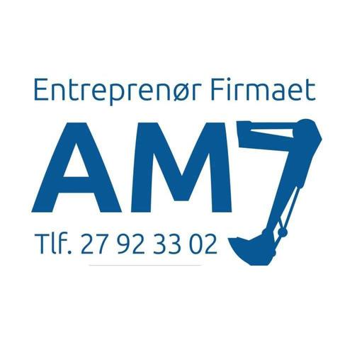 Entreprenør Firmaet Amj logo
