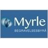 Myrle Begravelsesbyrå AS logo