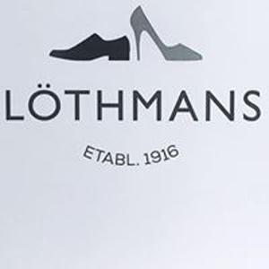 Löthmans Skor logo