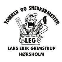 Grimstrup Tømrer og Snedker logo