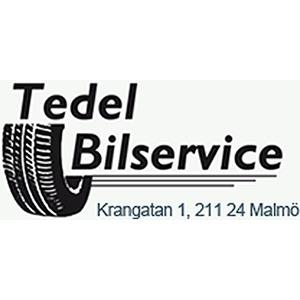 Tedel Bilservice AB logo