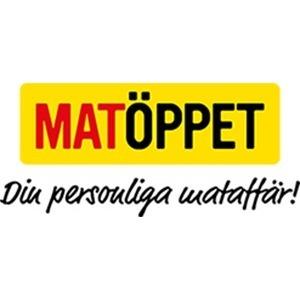 Matöppet Hällevik logo