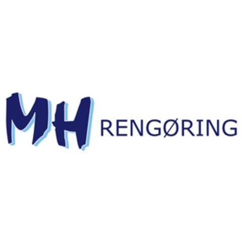 MH Rengøring logo