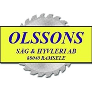Olssons Såg & Hyvleri AB logo