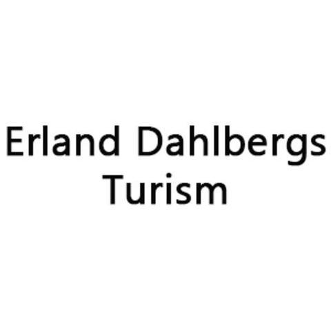 Erland Dahlbergs Turism logo