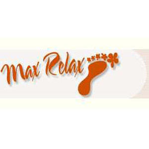 Max Relax logo