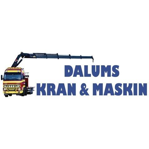 Dalums Kran & Maskin AB logo