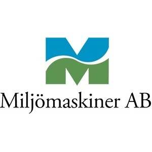 Miljömaskiner Motala AB logo