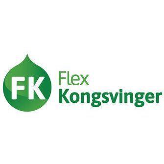 Flex Kongsvinger AS logo