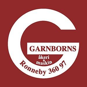 Garnborns Åkeri o. Maskin AB logo
