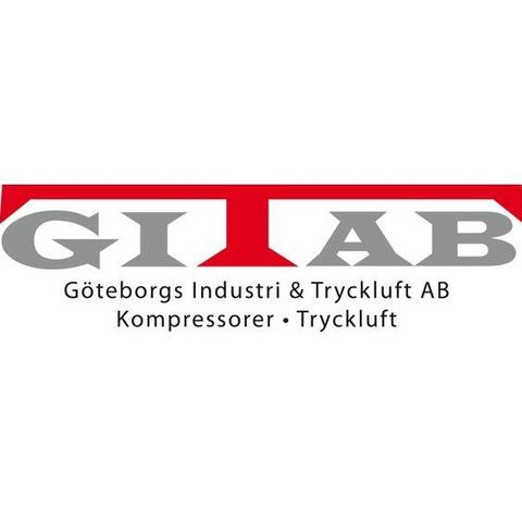 Gitab Göteborgs Industri & Tryckluft AB logo
