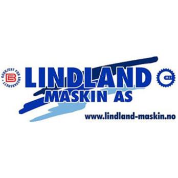 Lindland Maskin AS logo