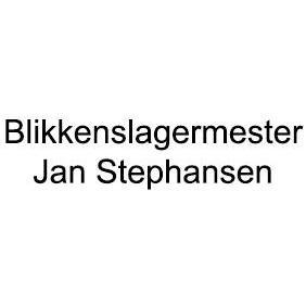 Blikkenslagermester Jan Stephansen logo