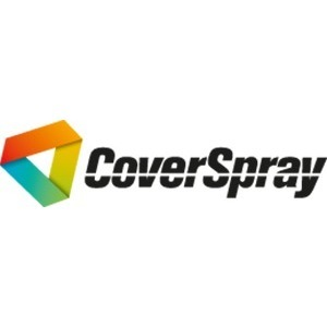 CoverSpray International AB logo