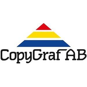 CopyGraf AB logo