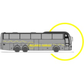 Allan`s Turist logo