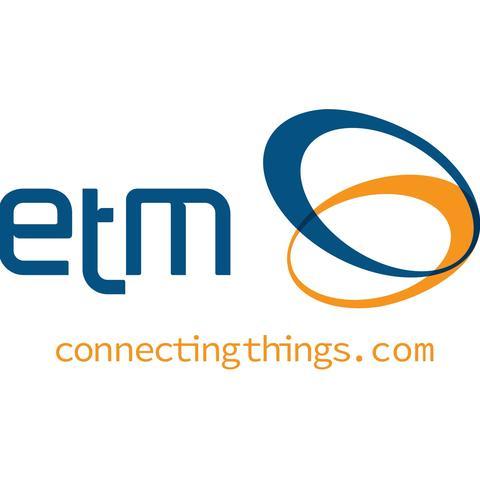 ETM Mätteknik AB logo