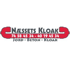 Næssets Kloakservice logo