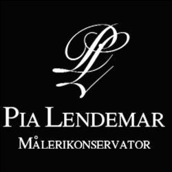 Konserveringsateljé Pia Lendemar logo