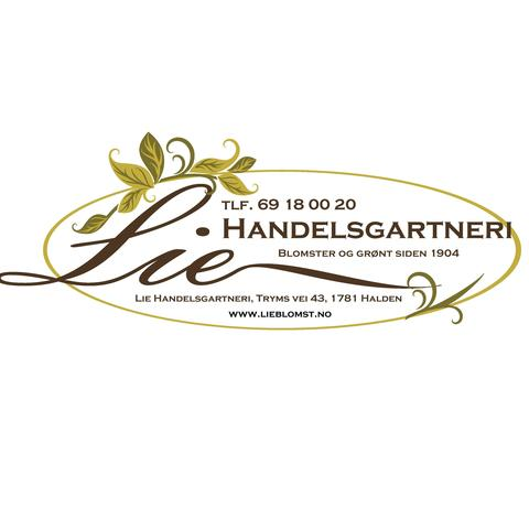 Lie Handelsgartneri logo