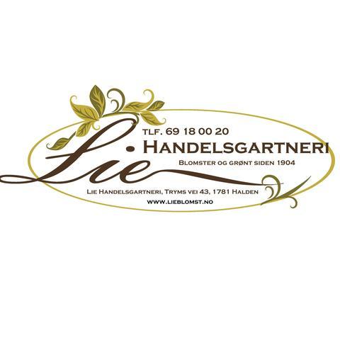 Lie Handelsgartneri logo
