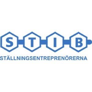 Ställningsentreprenörerna, STIB logo