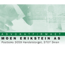Advokatfirma Moen Erikstein AS logo