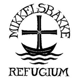 Mikkelsbakke Refugium og Retrætehus logo