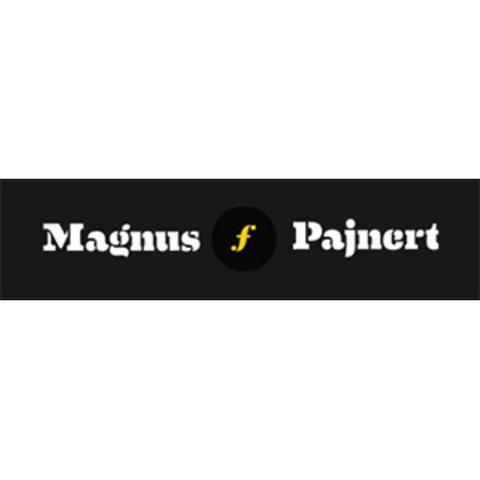 Magnus Pajnert Fotograf logo