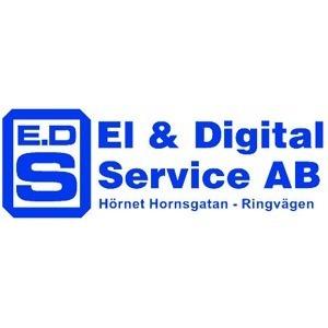 El & Digitalservice E.D.S. AB logo