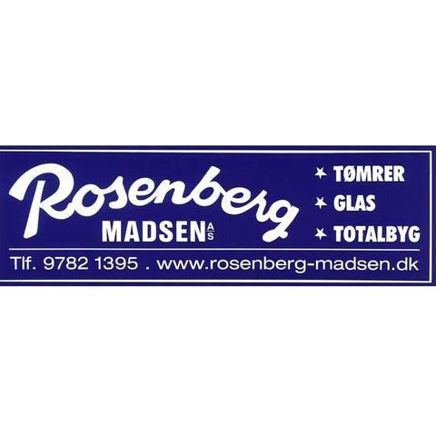 Rosenberg Madsen A/S logo