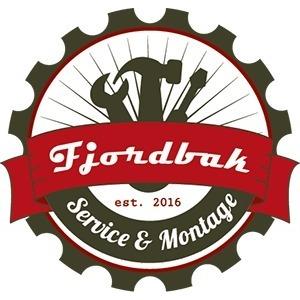 Fjordbak Service & Montage A/S logo