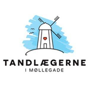 Tandlægerne I Møllegade ApS logo