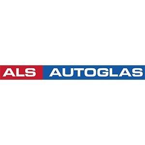 Als Autoglas logo