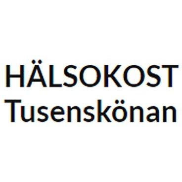 Hälsokost Tusenskönan logo