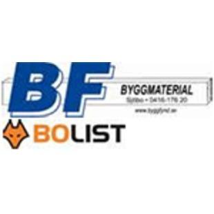 BF Byggmaterial logo