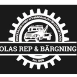 AB Olas Rep & Bärgning logo