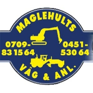 Maglehults Väg & Anläggning logo