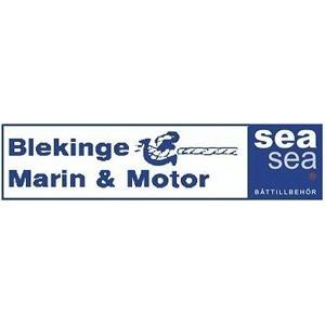 Blekinge Marin & Motor AB-SeaSea Karlskrona logo