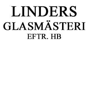 Linders Glasmästeri Eftr. HB logo
