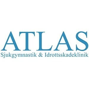 Atlas Sjukgymnastik o. Idrottsskadeklinik AB logo