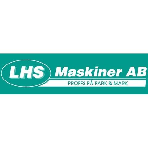 LHS Maskiner AB logo