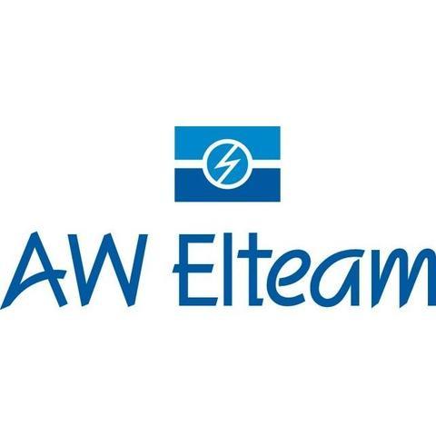 AW Elteam, AB logo
