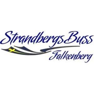 Strandbergs Buss logo